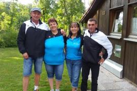 Mixed-Turnier Haimhausen 03.08.2019 8. Platz Eching