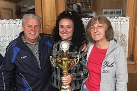 Mannschaftsmeisterschaft 2018 1. Platz Pokal