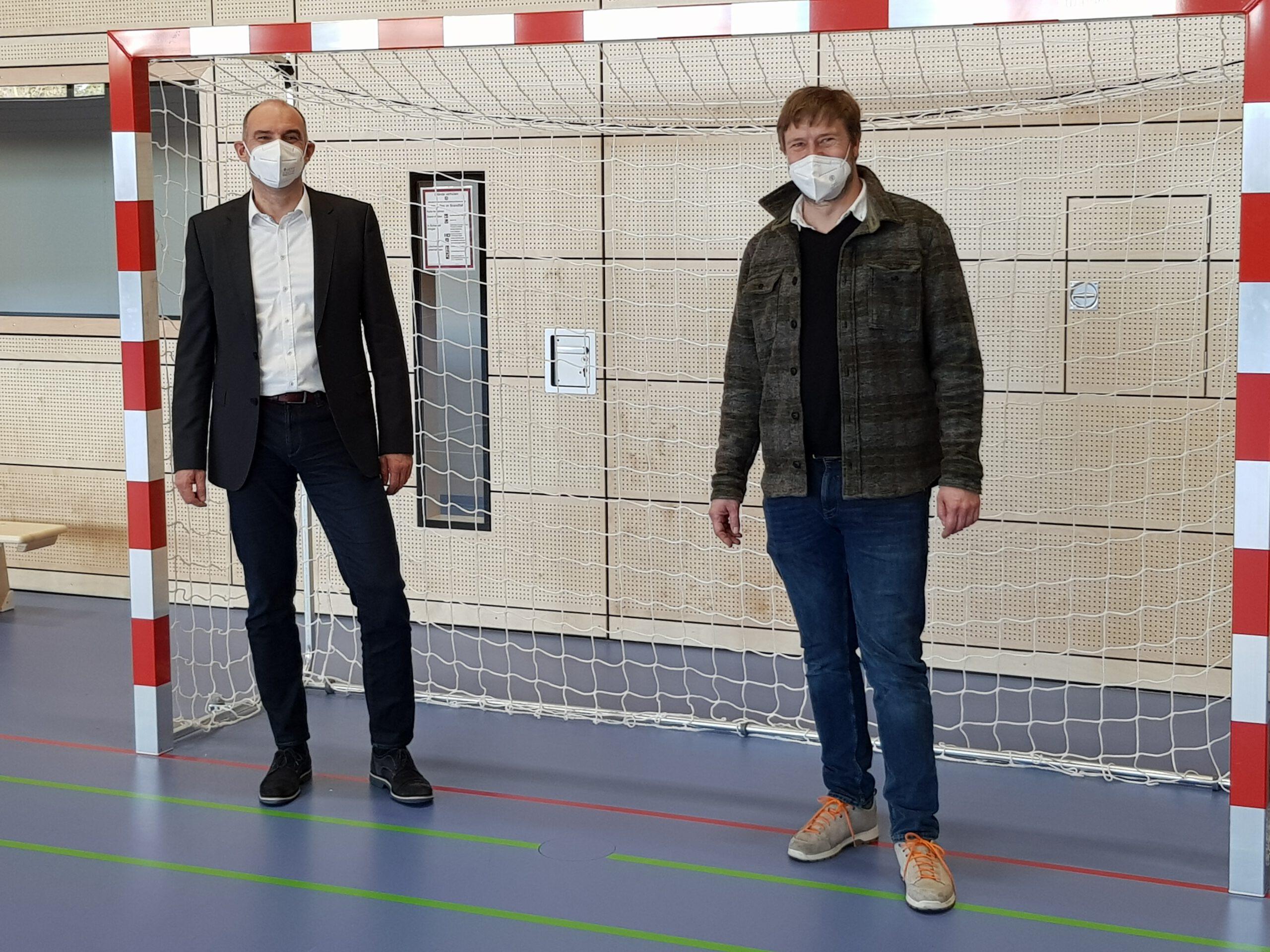 Sparkasse unterstützt SV Haimhausen