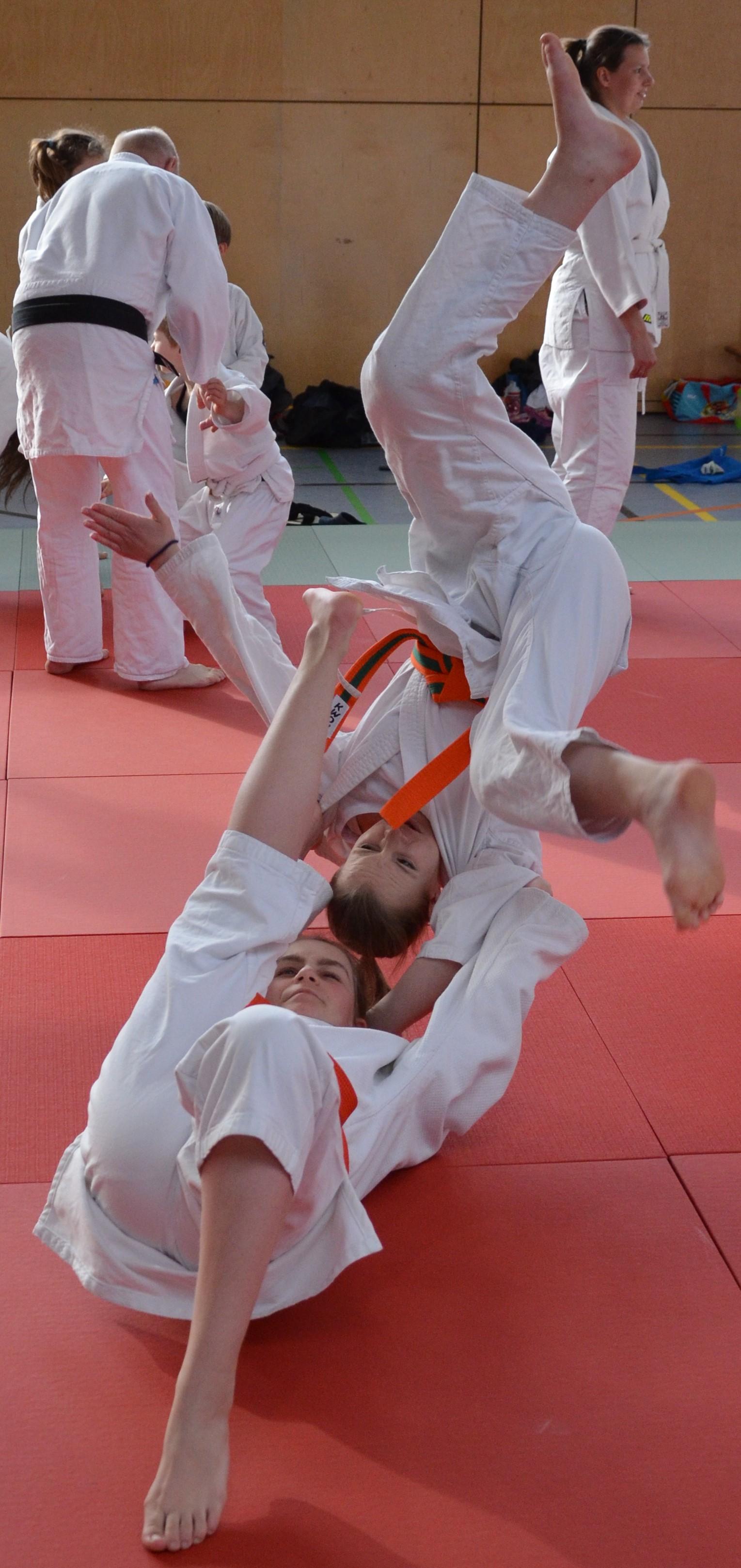 Jubiläum: 25 Jahre Judo in Haimhausen