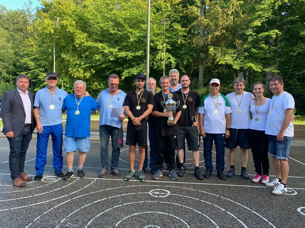 Dorfmeisterschaft 2019 am 10.08.2019
