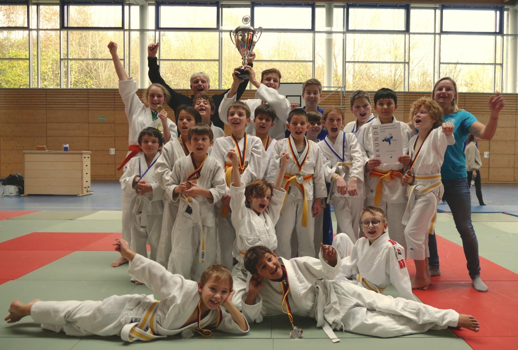 Haimhauser Judo: 21 Kämpfer erreichen das Unglaubliche